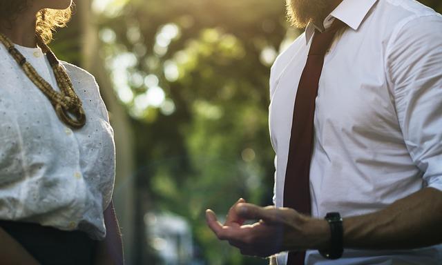 שפת גוף ותקשורת בין אישית