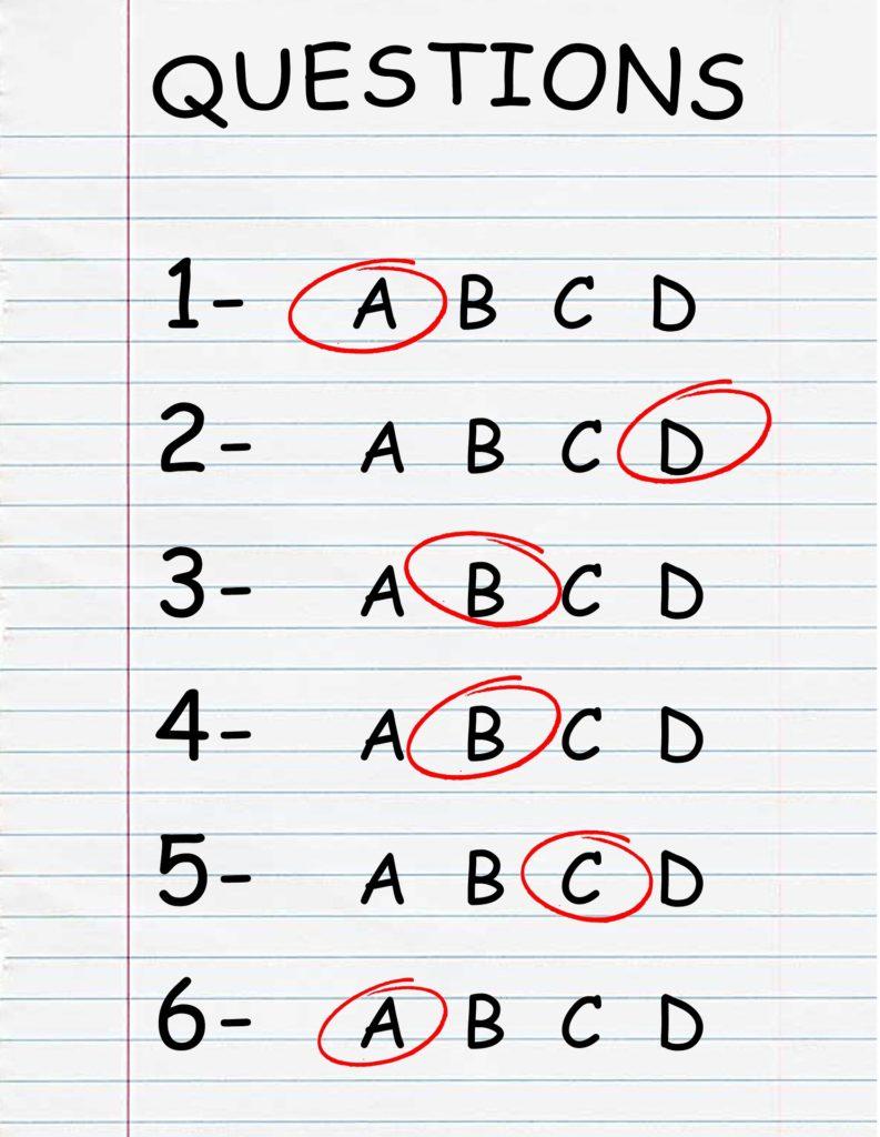 איך להתמודד עם מבחנים?