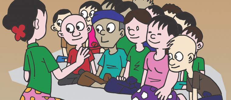 לימודי הנחיית קבוצות שימוש יעיל בעבודה קבוצתית משותפת